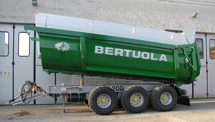 dumper agricoli usati tracteur agricole